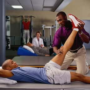 Physiotherapist is listed (or ranked) 8 on the list The Top Careers for the Future
