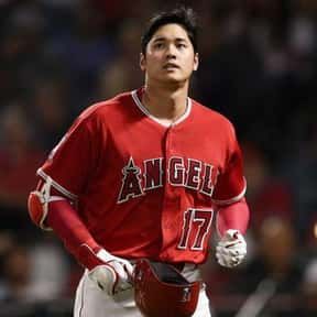 Shohei Ohtani is listed (or ranked) 1 on the list The Best Hitting Pitchers in the MLB Right Now