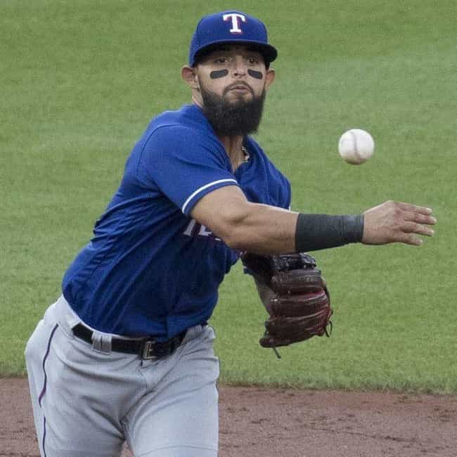 Rougned Odor is listed (or ranked) 4 on the list The Most Hated Players In Baseball Right Now