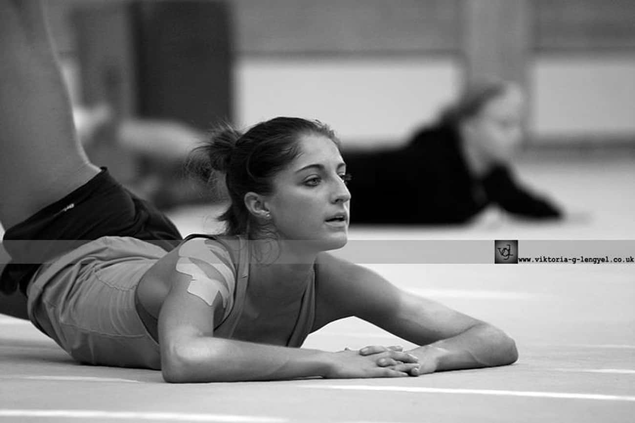 Camilla Pfeffer is listed (or ranked) 2 on the list Famous Gymnasts from Germany