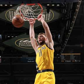 Domantas Sabonis is listed (or ranked) 6 on the list The Best Indiana Pacers Power Forwards of All Time
