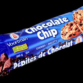 Voortman Cookies is listed (or ranked) 23 on the list The Best Cookie Brands