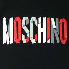 Moschino is listed (or ranked) 22 on the list The Top Fashion Designers for Women