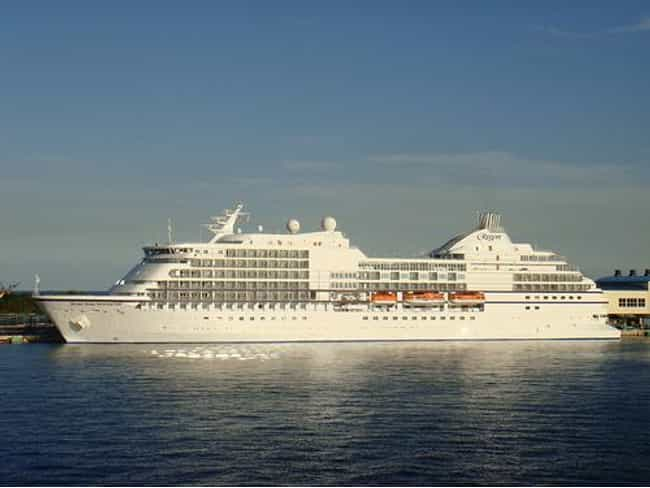 Regent Seven Seas Cruises is listed (or ranked) 3 on the list The Best Alaska Cruise Lines