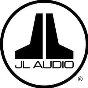 JL Audio is listed (or ranked) 18 on the list The Best Speaker Brands