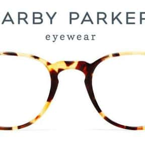 Warby Parker is listed (or ranked) 23 on the list The Best Eyewear Brands