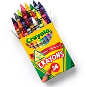 Crayola LLC is listed (or ranked) 23 on the list Companies Headquartered in Pennsylvania
