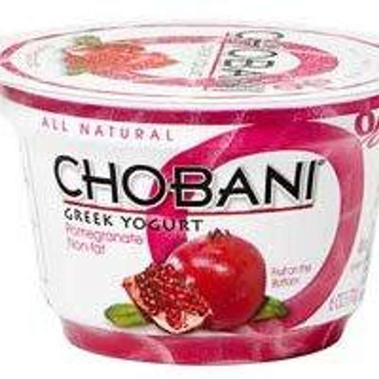 Chobani Hooks Up The Yogurt is listed (or ranked) 3 on the list Companies That Will Send You The Best Free Stuff If You Just Complain A Little