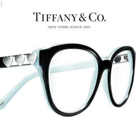 Tiffany Pictures is listed (or ranked) 14 on the list The Best Eyeglasses Brands
