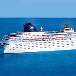 CDF Croisières de France is listed (or ranked) 1 on the list The Best European Cruise Lines
