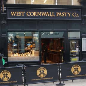 The West Cornwall Pasty Compan is listed (or ranked) 18 on the list The Best Restaurant Chains of the UK