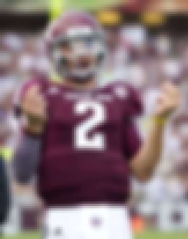 Johnny Manziel is listed (or ranked) 2 on the list MAJOR Twitter Fails by Famous Athletes