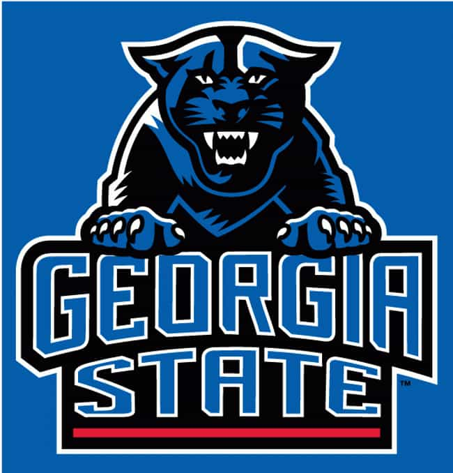 Georgia State Panthers men's b... is listed (or ranked) 2 on the list The Best Sun Belt Basketball Teams