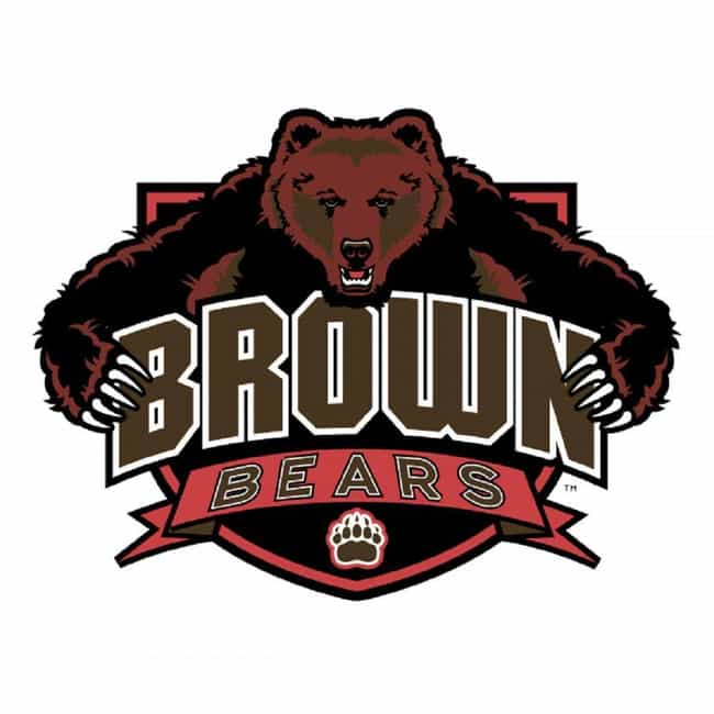 Brown Bears men's basket... is listed (or ranked) 3 on the list The Best Ivy League Basketball Teams