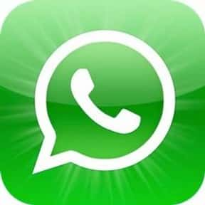 WhatsApp is listed (or ranked) 6 on the list The Best Apps for iOS 7 Devices