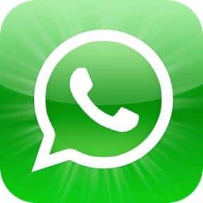 Whatsapp is listed (or ranked) 13 on the list The Top Must-Have Indispensable Mobile Apps