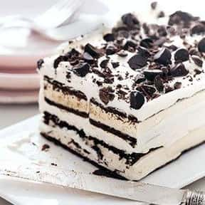 Ice Cream Cake is listed (or ranked) 1 on the list Every Single Type of Cake, Ranked by Deliciousness