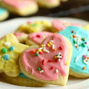 Sugar Cookie is listed (or ranked) 4 on the list The Very Best Types of Cookies, Ranked
