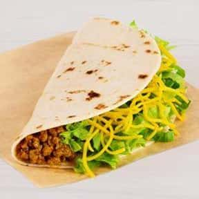 Taco Bell Soft Taco is listed (or ranked) 25 on the list The Best Food For A Hangover