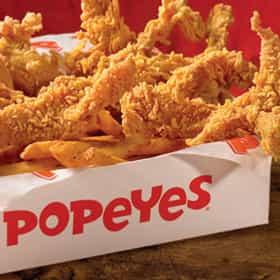 POPEYES Spicy Chicken Strips