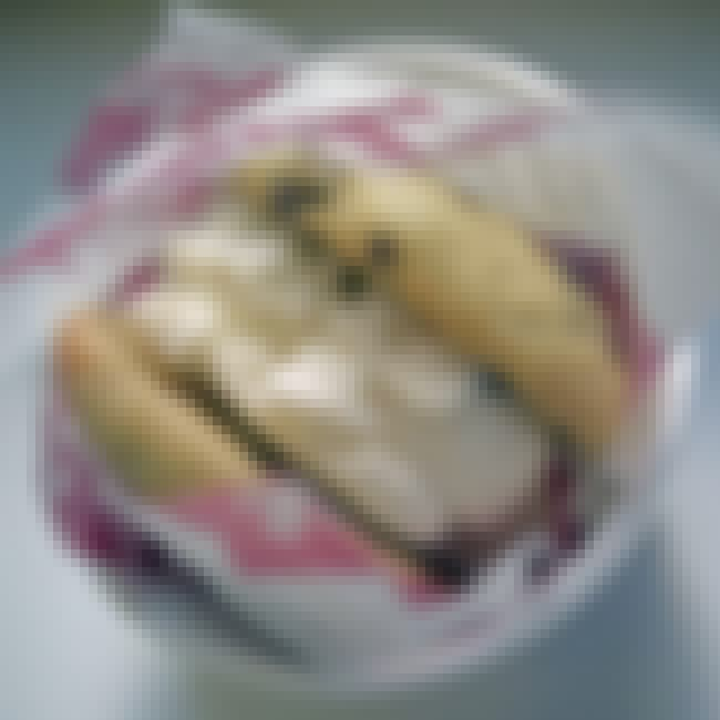 Ice cream sandwich is listed (or ranked) 1 on the list McDonald's Secret Menu Items