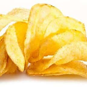 Potato Chips is listed (or ranked) 8 on the list The Best American Foods