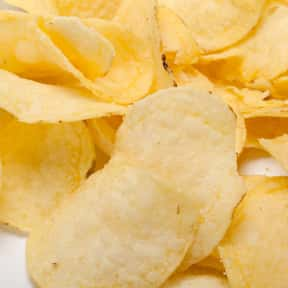 Potato Chips is listed (or ranked) 14 on the list The Most Comforting Comfort Food