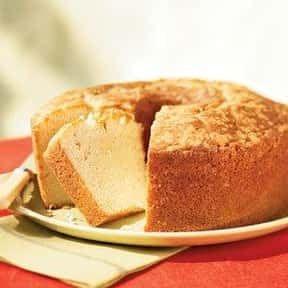 Pound Cake is listed (or ranked) 13 on the list Every Single Type of Cake, Ranked by Deliciousness