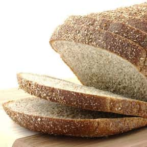 Whole wheat bread is listed (or ranked) 14 on the list The Best Healthy Breakfast Foods
