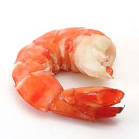 Shrimp is listed (or ranked) 9 on the list 21st Century Food Fads to Avoid