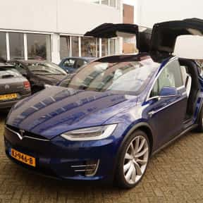 Tesla Model X is listed (or ranked) 20 on the list The Greenest Green Cars