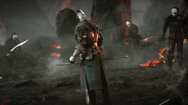 Dark Souls II is listed (or ranked) 3 on the list The 15 Most Difficult Video Games To Beat, Ranked By Gamers