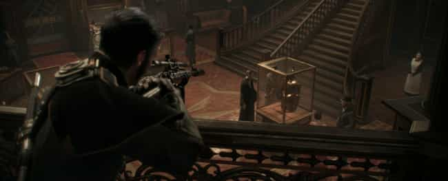 The Order: 1886 is listed (or ranked) 3 on the list Visually Stunning Video Games That Are Simply Garbage