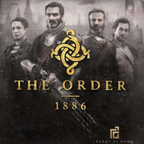 The Order: 1886 is listed (or ranked) 12 on the list The Best Werewolf Video Games of All Time
