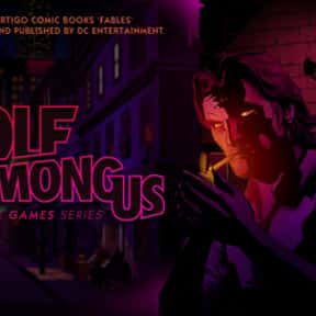 The Wolf Among Us is listed (or ranked) 2 on the list The Best Werewolf Video Games of All Time