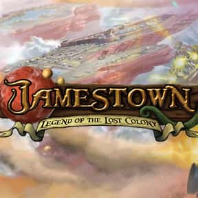Jamestown is listed (or ranked) 9 on the list The All-Time Best PC Arcade Games On Steam