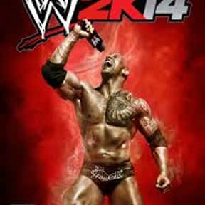 WWE 2K14 is listed (or ranked) 8 on the list The Best Wrestling Games of All Time