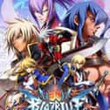 BlazBlue: Chronophantasma is listed (or ranked) 18 on the list The Best Anime Fighting Games of All Time