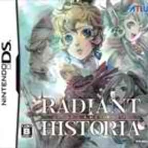 Radiant Historia is listed (or ranked) 2 on the list The Best Nintendo DS RPGs