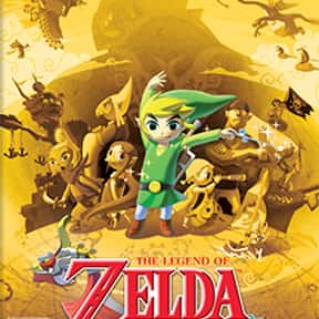 The Legend of Zelda: The Wind  is listed (or ranked) 1 on the list The Best GameGrumps Series