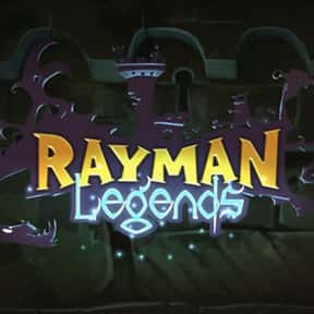 Rayman Legends is listed (or ranked) 22 on the list The Best PS4 Games For Girls