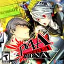 Persona 4 Arena is listed (or ranked) 42 on the list The Most Popular Fighting Video Games Right Now