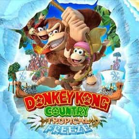 Donkey Kong Country: Tropical  is listed (or ranked) 13 on the list The Best Current Nintendo Switch Games You Can Play Right Now