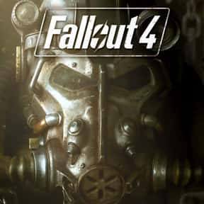 Fallout 4 is listed (or ranked) 1 on the list The Most Popular Sci-Fi Video Games Right Now