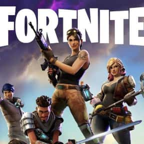 Fortnite is listed (or ranked) 21 on the list The Best Switch Games For Couples