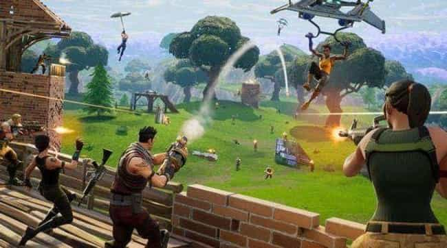 Fortnite is listed (or ranked) 2 on the list What Your Favorite Video Games Say About You, According To Science