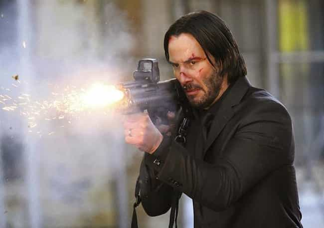John Wick is listed (or ranked) 1 on the list All Of The Assassins In The 'John Wick' Series