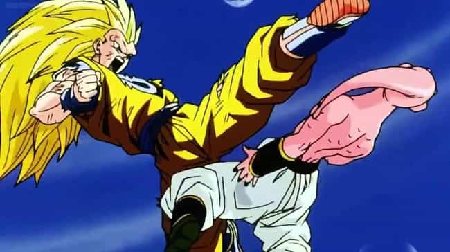 Delete is listed (or ranked) 4 on the list The 13 Greatest Final Fights In Anime History