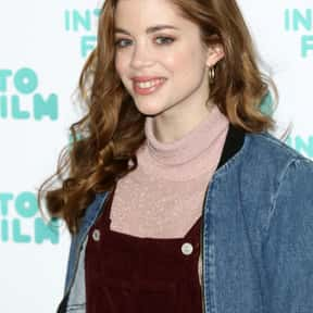 Charlotte Hope is listed (or ranked) 17 on the list Famous People Named Charlotte