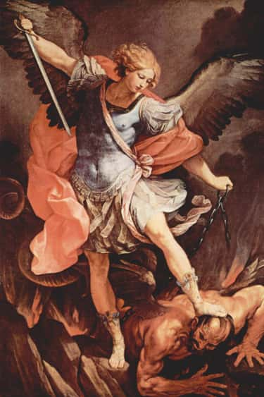 Satan Was Once An Archangel Named Lucifer